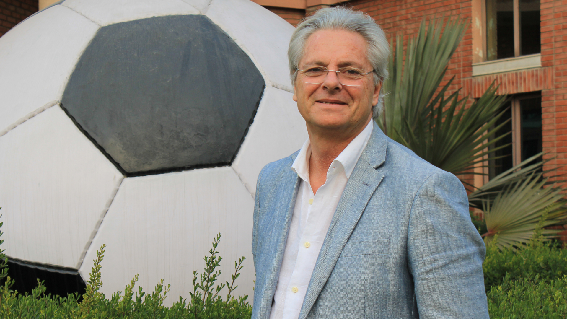 Luis Norton Matos Head Coach Indian U-17 World Cup Squad