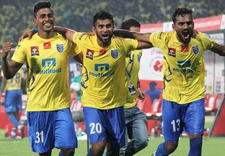 LIVE: Kerala Blasters vs Delhi Dynamos