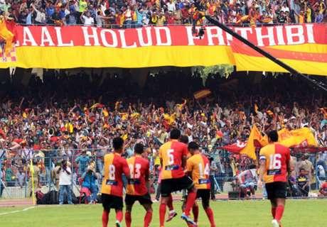 Kolkata: East Bengal win, Bagan lose