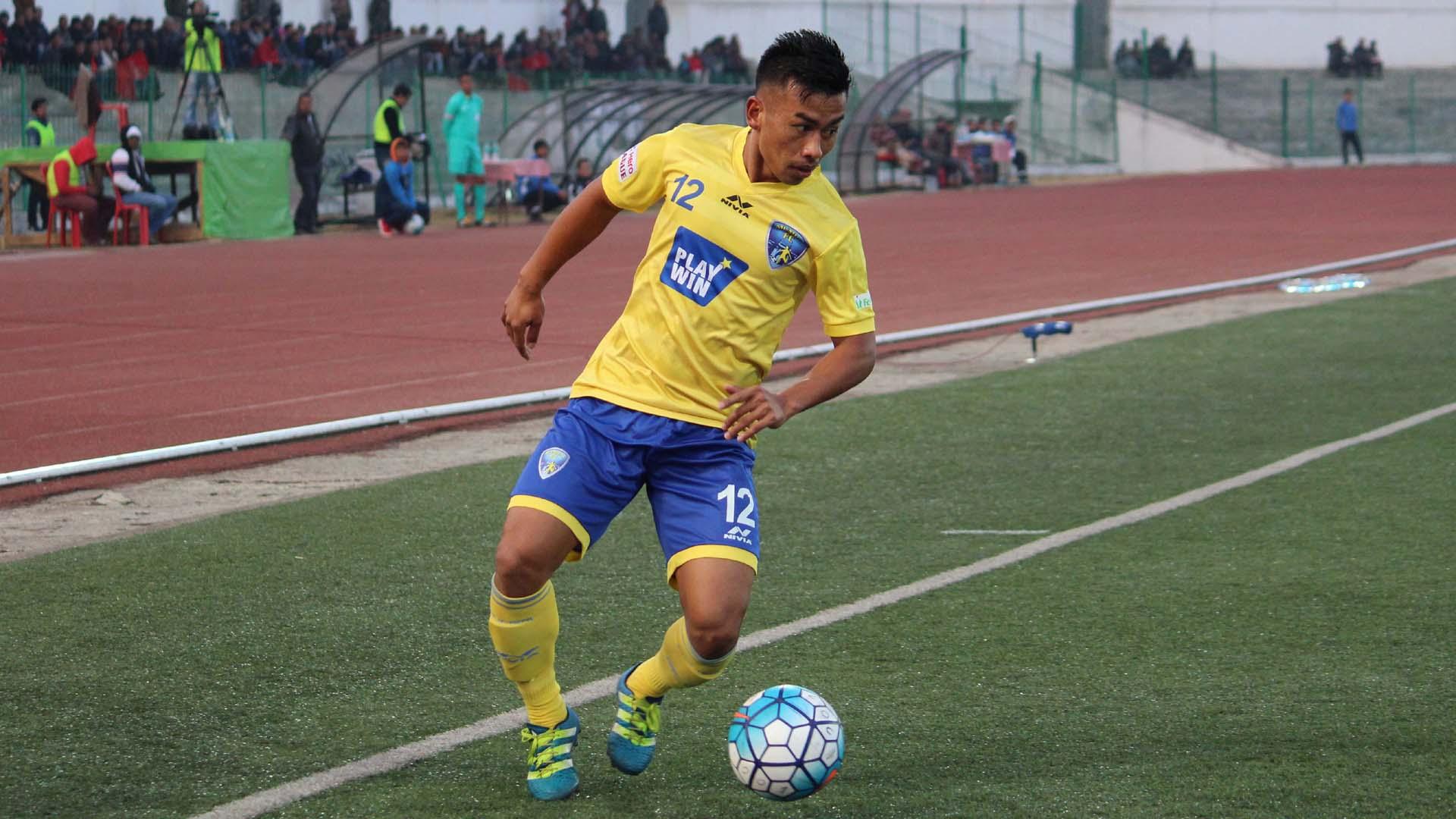 Reagan Singh Shillong Lajong FC Mumbai FC I-League 2017