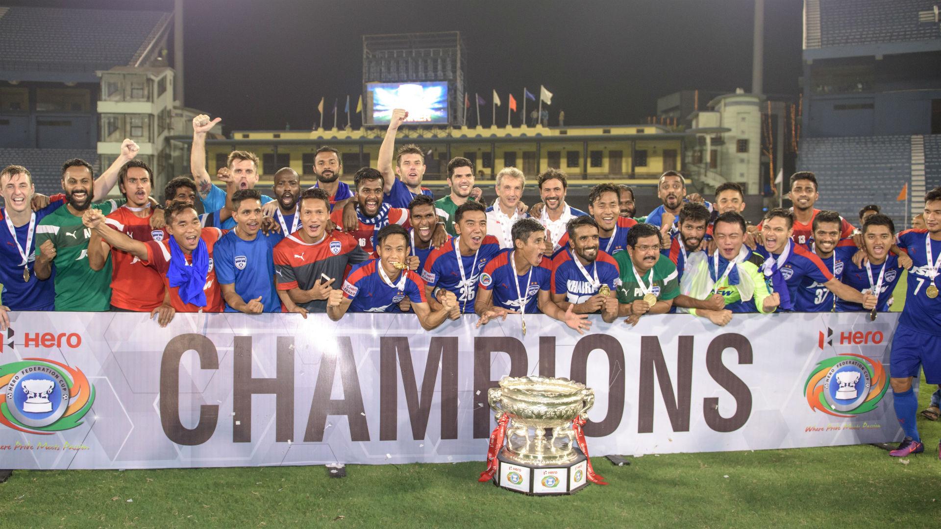 Bengaluru FC Champions Federation Cup 2017