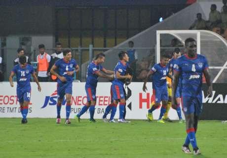 Live: Bengaluru FC - Ayeyawady