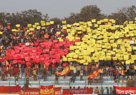 Preview: East Bengal - Aizawl