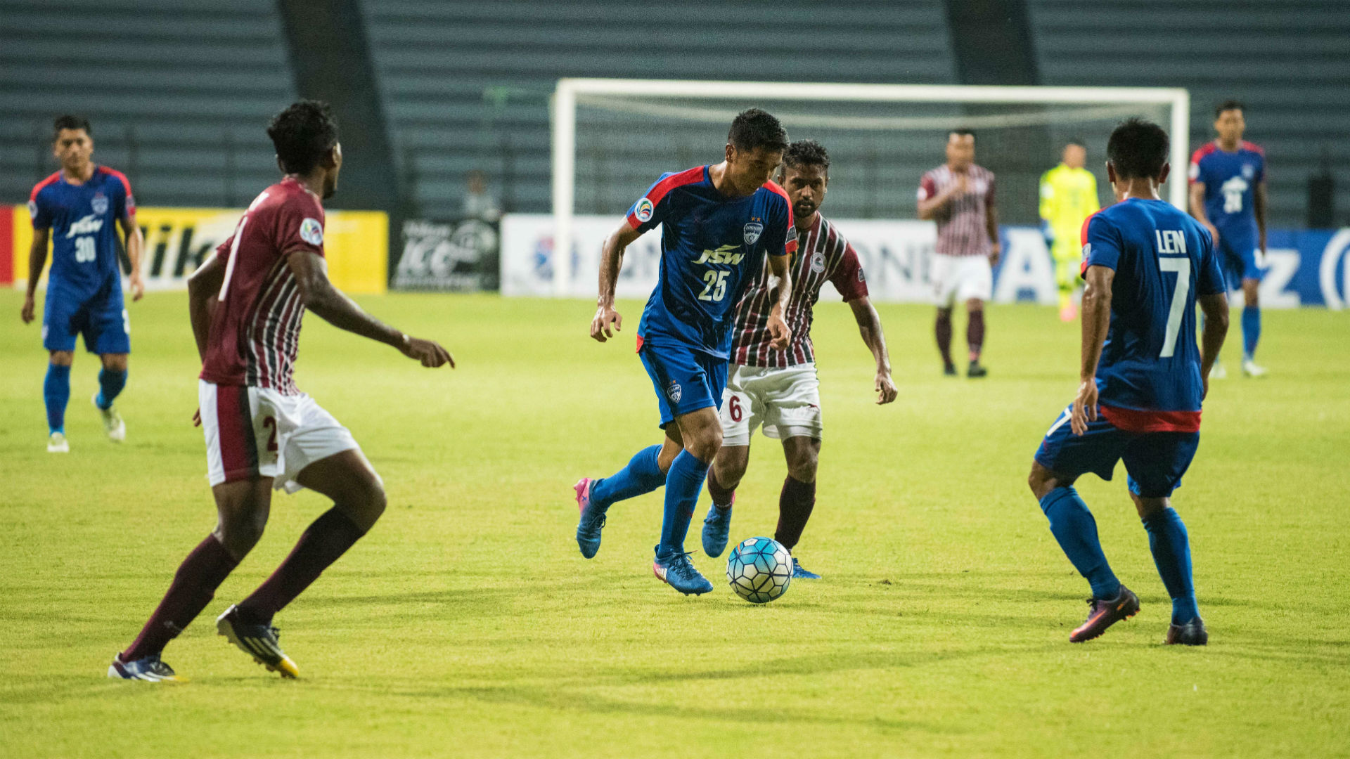 Indian football: Clubs should target AFC Champions League group stage