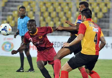 Royals relegate East Bengal to another loss