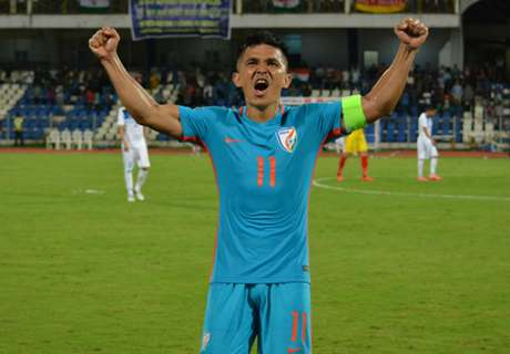 Chhetri terms victory as 'one of the best'