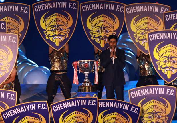 Indian Super League 2016 - Abhishek Bachchan: 'Players of other ...