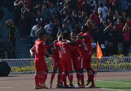 I-League LIVE: Aizawl FC v East Bengal