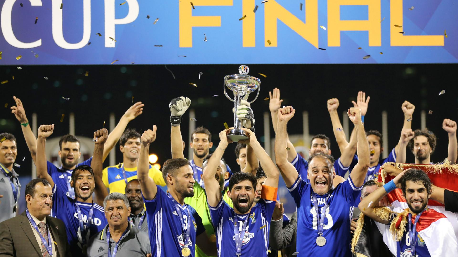 Al-Quwa Al-Jawiya Bengaluru FC AFC Cup Final