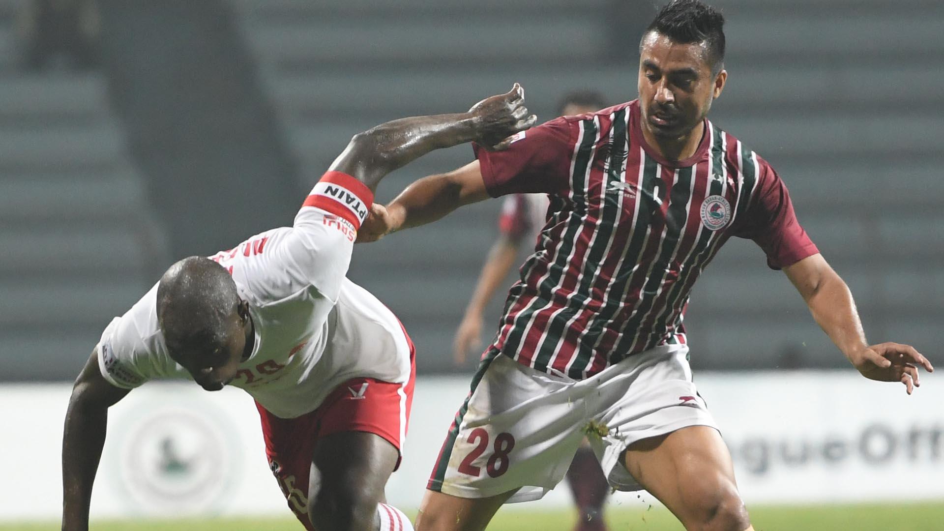 Sehnaj Singh Mohun Bagan Aizawl I-League 2017