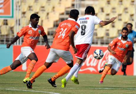 Sporting Goa all set for I-League