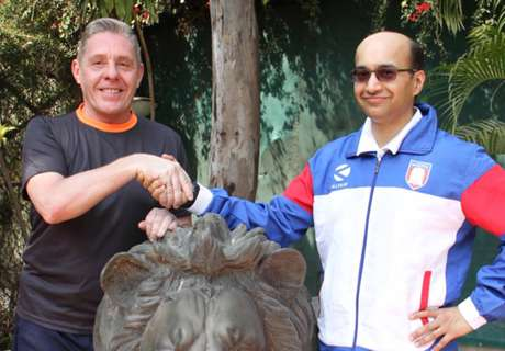Knowles joins DSK Shivajians