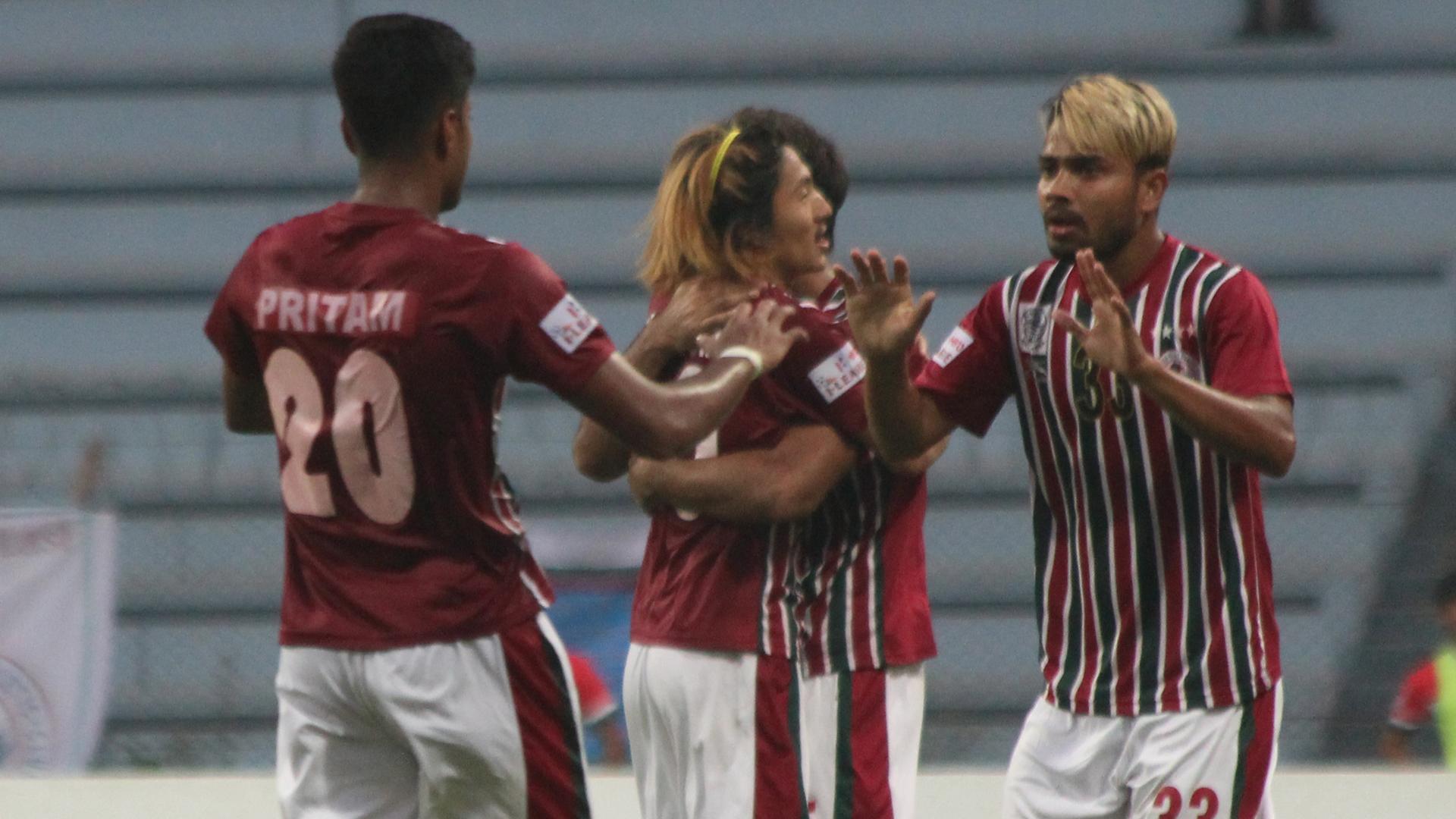 Mohun Bagan DSK Shivajians I-League 2017