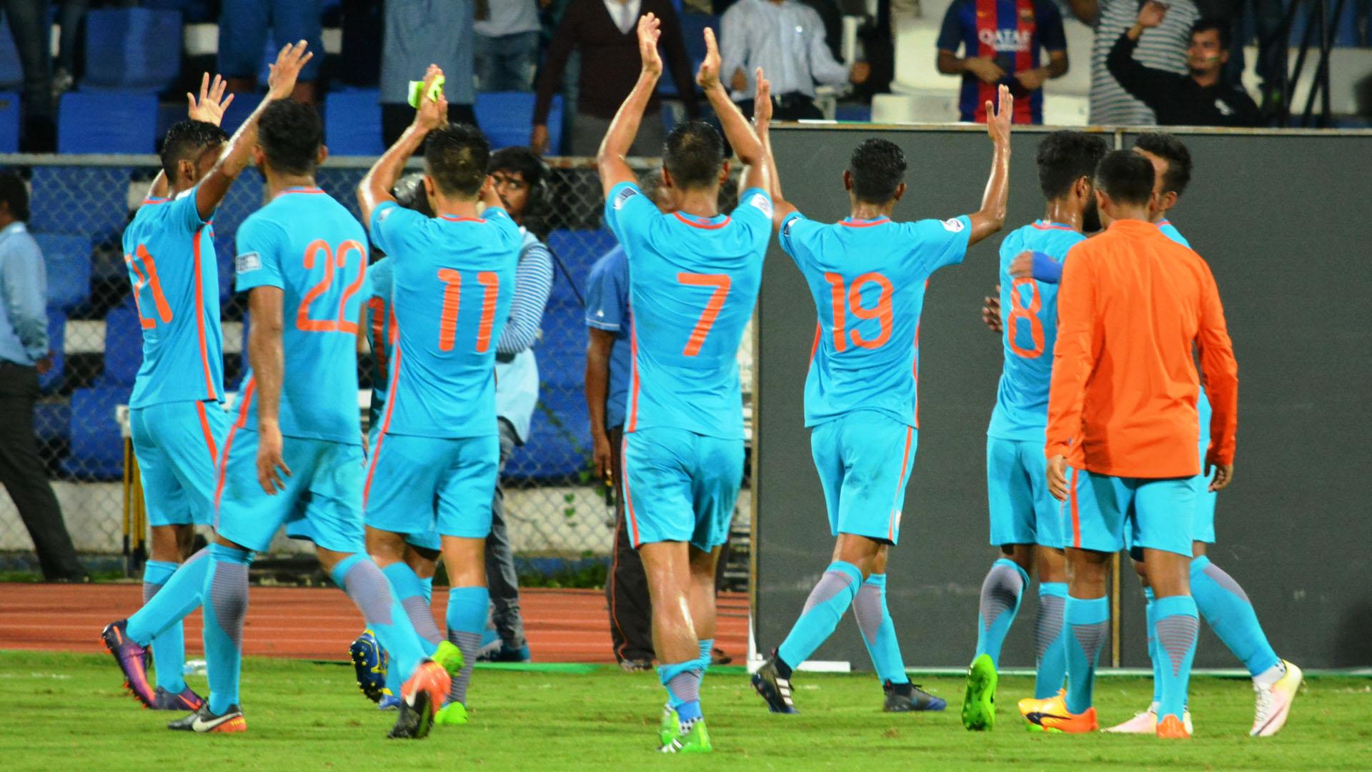 Asian Cup: India vs Kyrgyzstan
