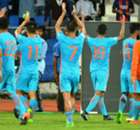 Twitter explodes for IND 1-0 KGZ