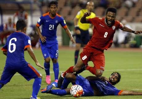 Report: Oman 3-0 India