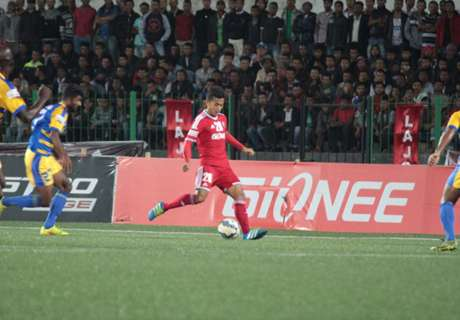 Who is Shillong's Player of the Season?
