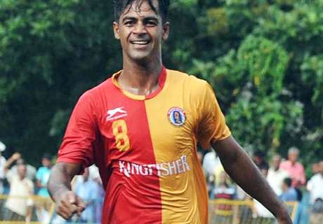 East Bengal win practice match
