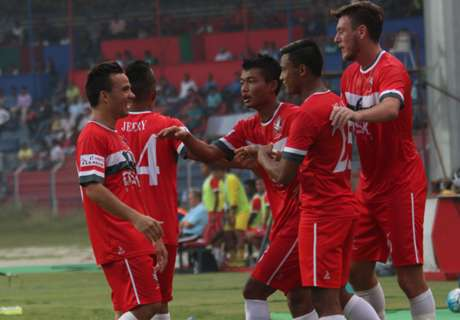 DSK miss I-League record by a goal