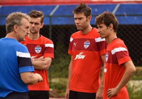 Bengaluru FC win practice match
