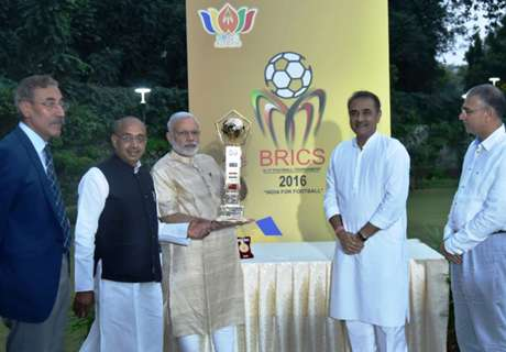 PM Modi on U17 World Cup