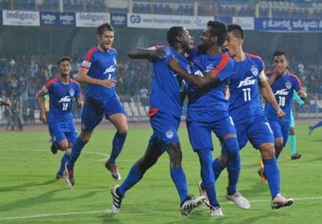 I-League LIVE: Bengaluru vs Mumbai