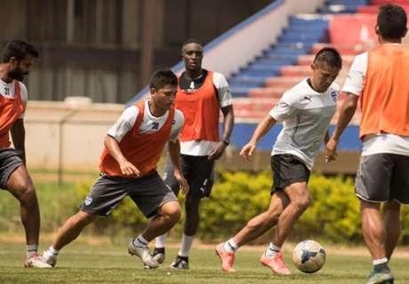 LIVE: Kitchee SC - Bengaluru FC