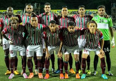 Report: Bengaluru FC 0-2 Mohun Bagan