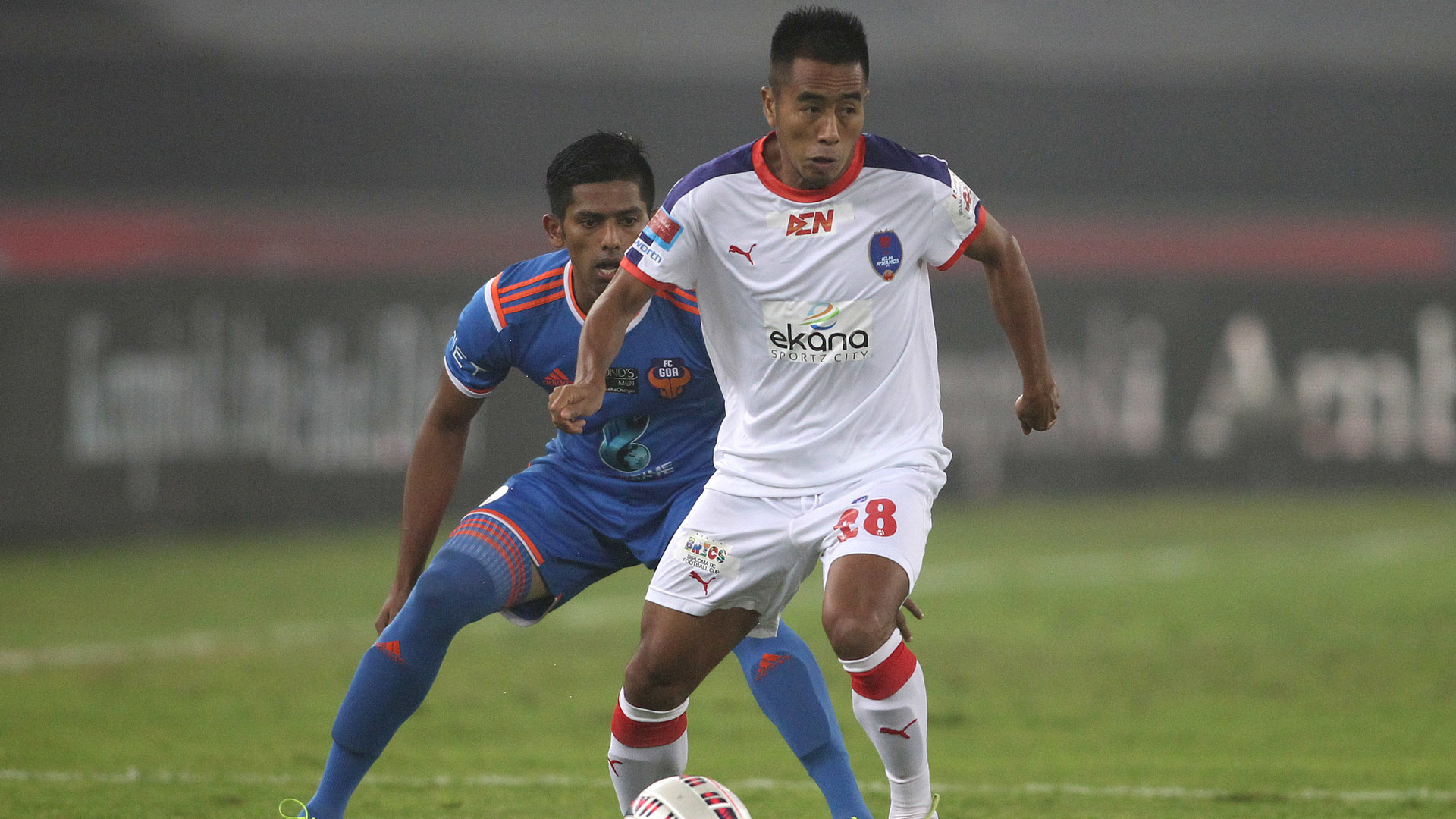 Draw sees Aizawl FC crowned I-League champions