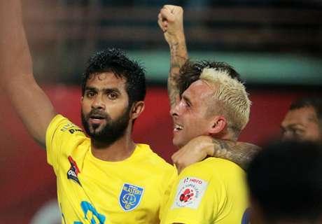 ISL LIVE: FC Goa v Kerala Blasters