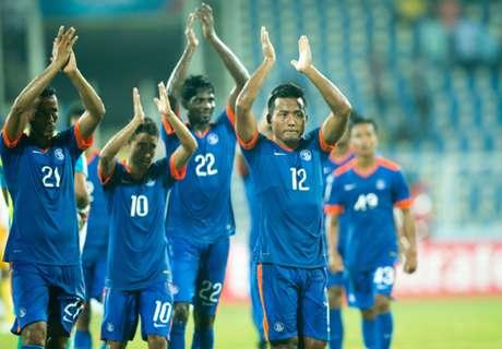 Preview: India - Maldives