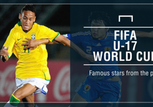 ​The 14th FIFA U17 WC kicks off this October in India, Goal looks at some stars who who took part in this tournament