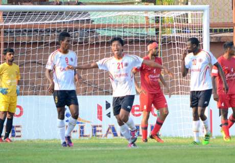 REPORT: Churchill 0-2 East Bengal