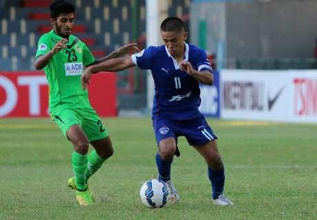 Report: Maziya 1-2 Bengaluru