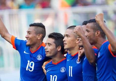Report: India 3-2 Maldives