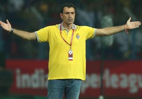Molina slapped one match ban, to miss NEU tie