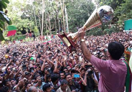Grand welcome for Bagan