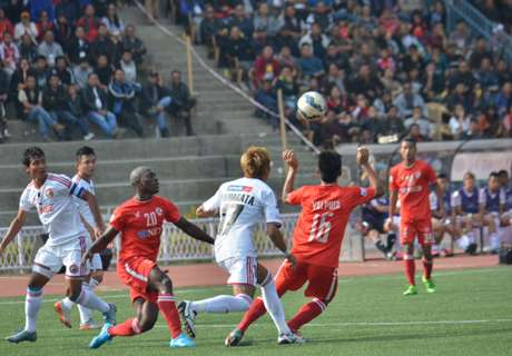 Report: Aizawl FC 0-0 Shillong Lajong