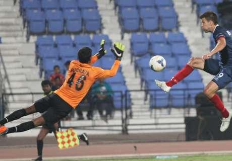 LIVE: Salgaocar FC - Bharat FC
