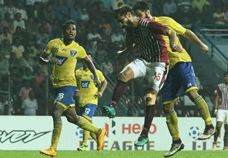 I-League 2017: Statistics after Round 13