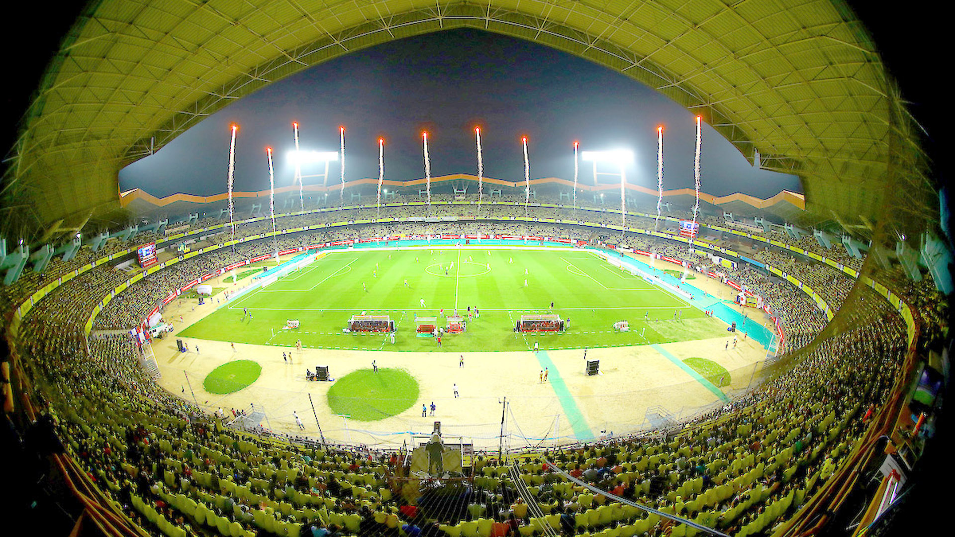 Kerala Blasters FC Delhi Dynamos FC ISL semi final season 3 2016