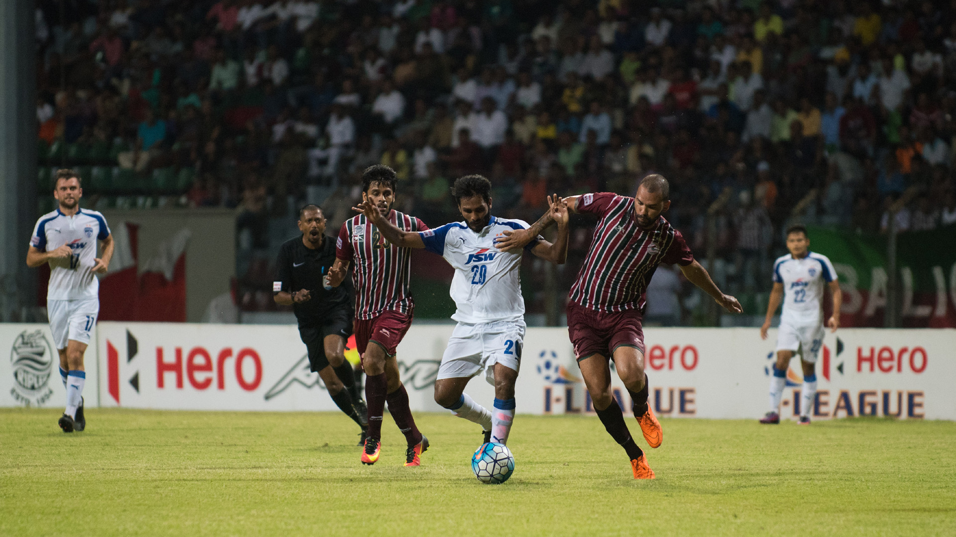 Bengaluru FC, Mohun Bagan reach Federation Cup final