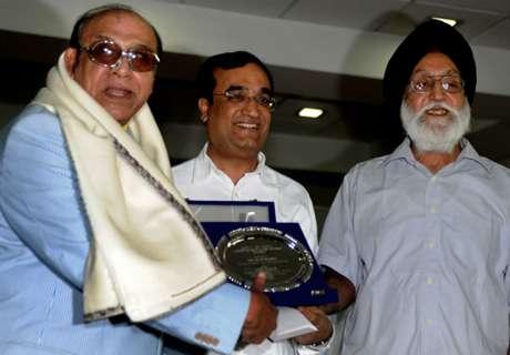 Happy Birthday, P.K.Banerjee