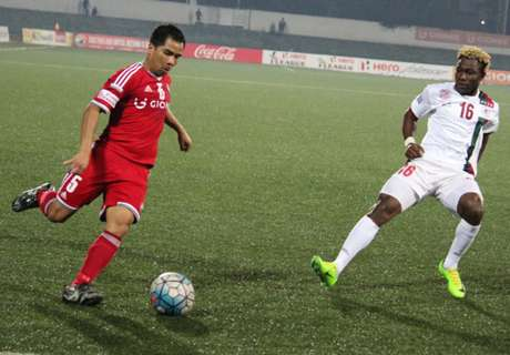 Mohun Bagan knock Lajong out of Fed Cup