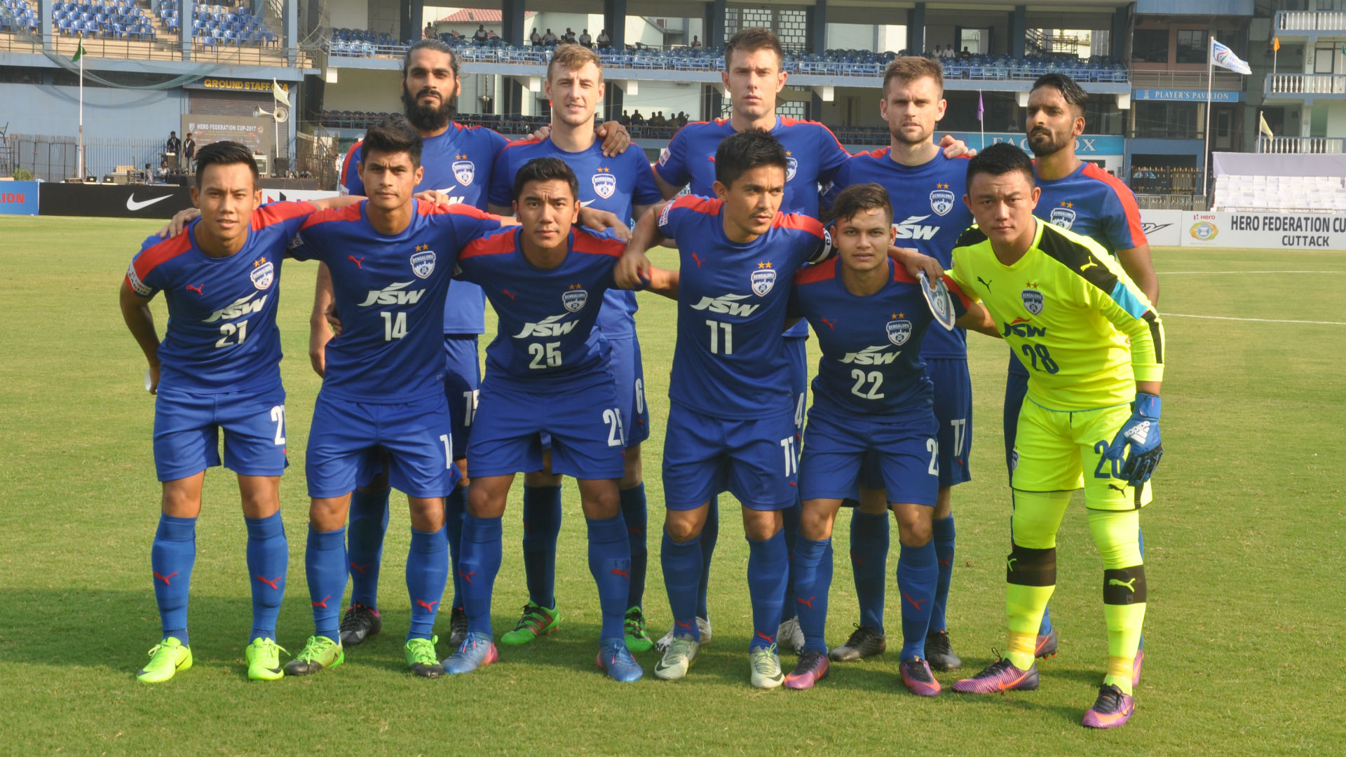 Bagan write to AFC, AIFF for continental slot, EB to follow