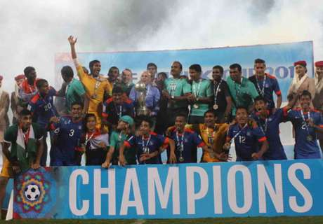 REPORT: India 2-1 Afghanistan