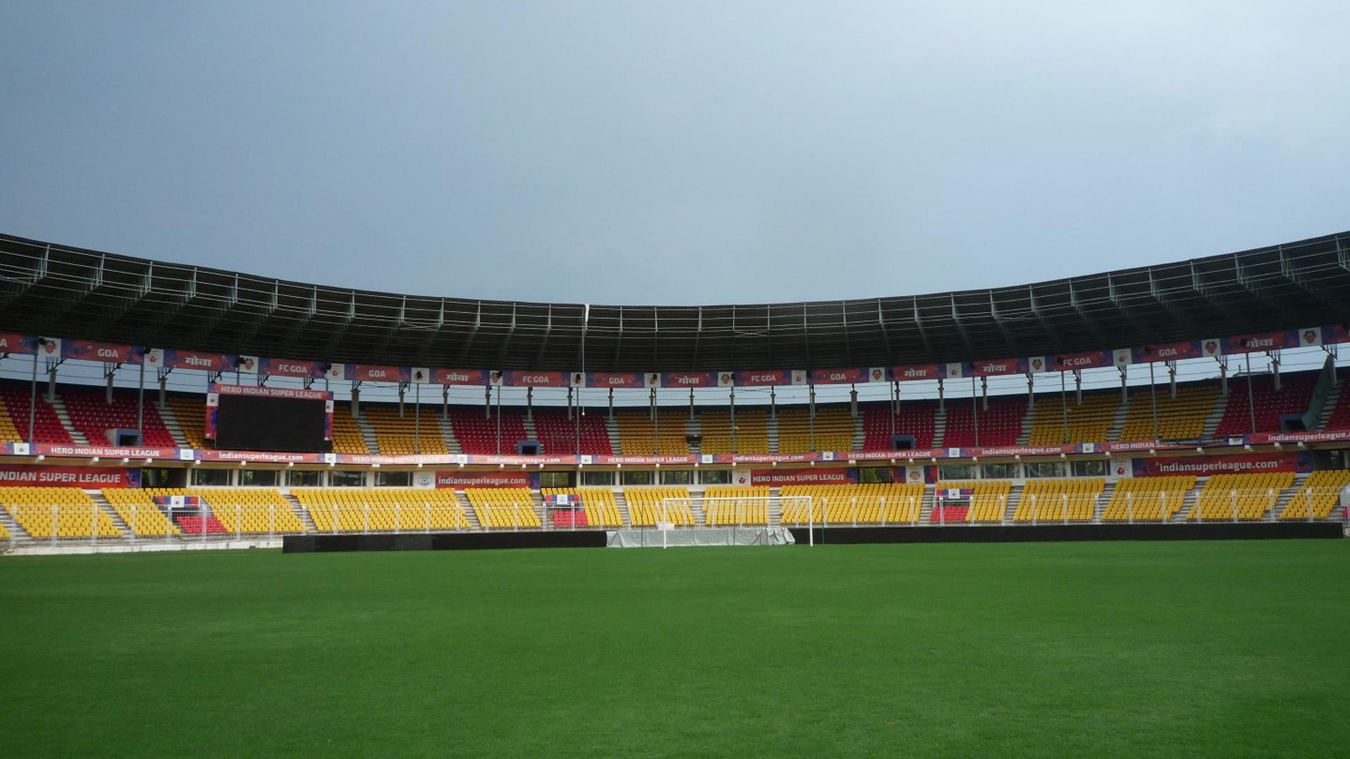 U17 WC Stadium Fatorda Goa