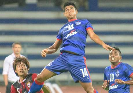 'Bengaluru FC had good home support'