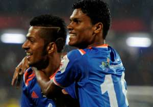 FC Goa: SEVEN players - Romeo Fernandes, Mandar Rao Dessai, Keenan Almeida, Pratesh Shirodkar, Sahil Tavora, Fulganco Cardozo and Denzil Franco