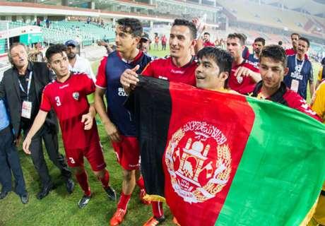 LIVE: Afghanistan - Sri Lanka